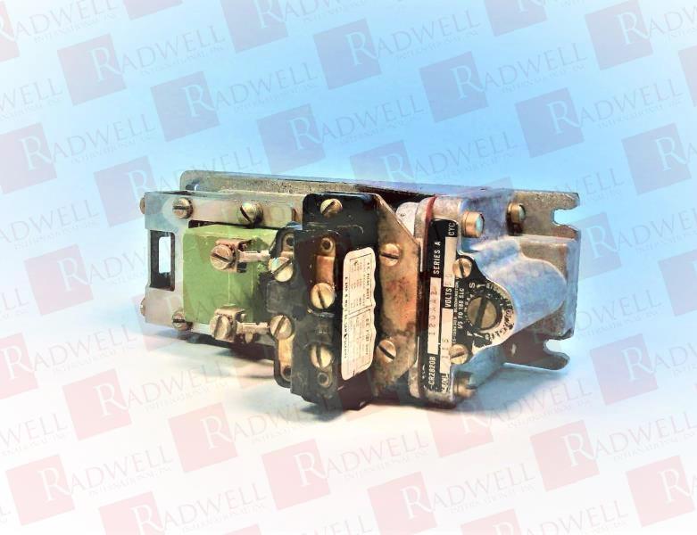 GENERAL ELECTRIC CR2820B120AA2