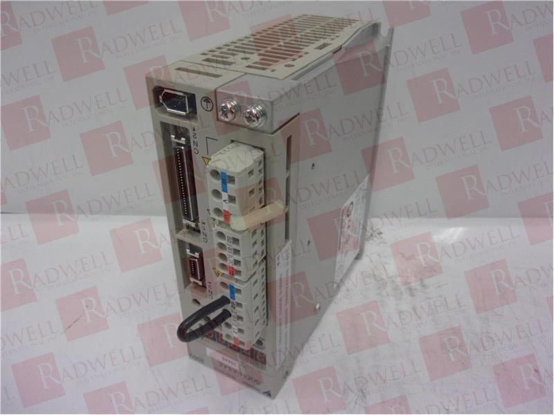 YASKAWA ELECTRIC SGDH-A5AE 1