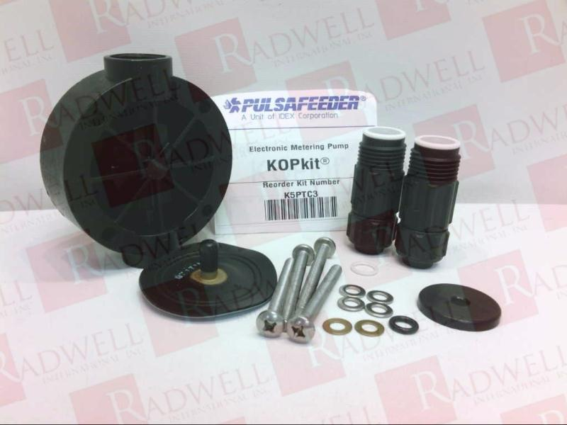 K5PTC3 by PULSAFEEDER - Buy or Repair at Radwell - Radwell com