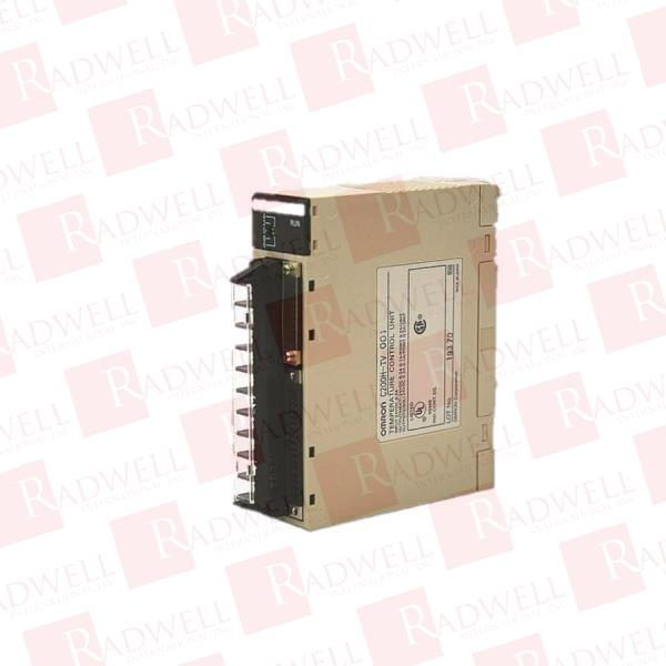C200H-TV001 by OMRON - Buy or Repair at Radwell - Radwell com