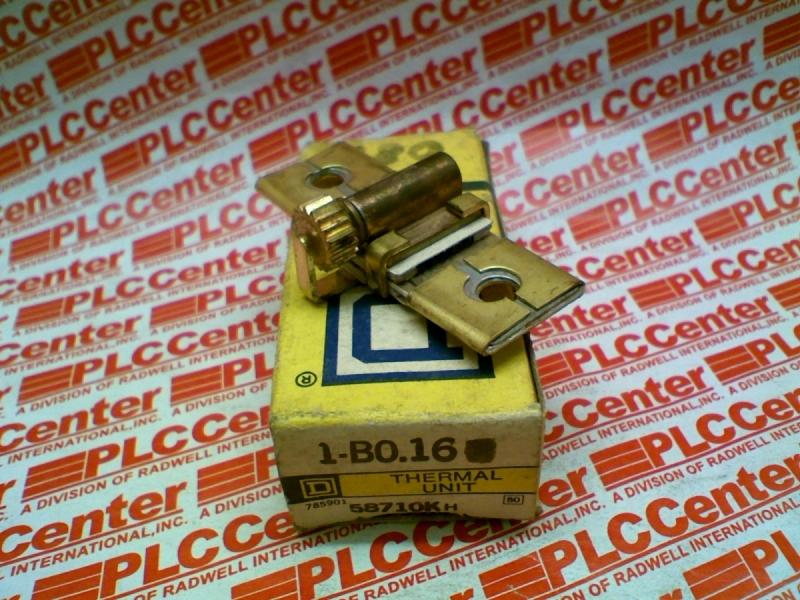 SCHNEIDER ELECTRIC 1-B0.16
