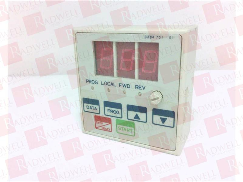 SCHNEIDER ELECTRIC 0384-701-01