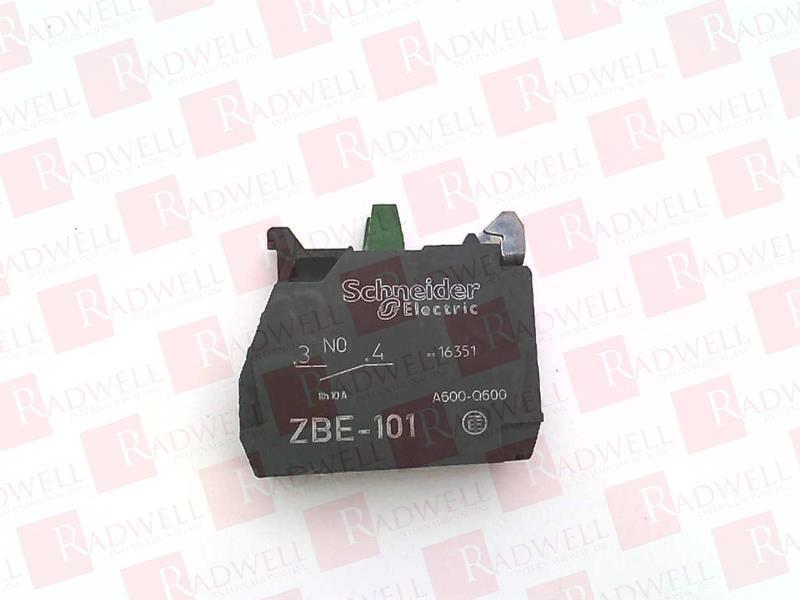 SCHNEIDER ELECTRIC ZBE-101 0