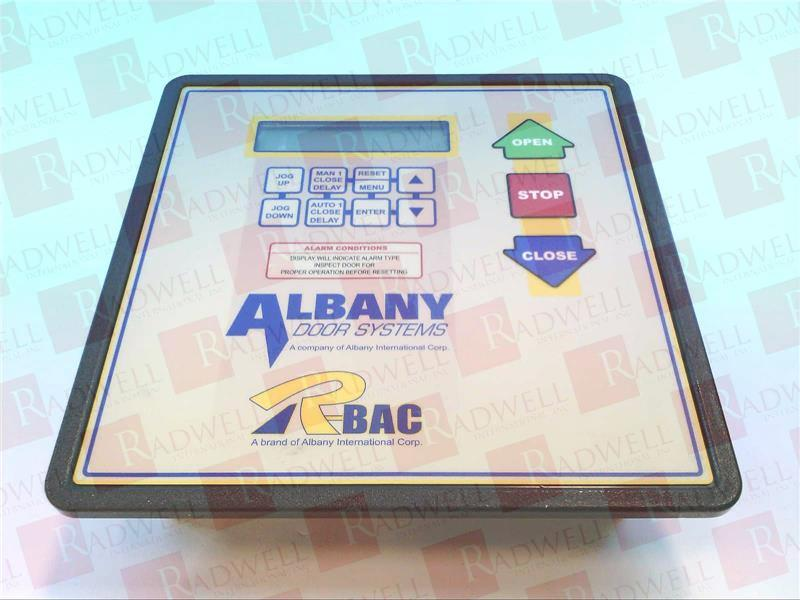 ALBANY DOOR SYSTEMS MP1000-RF