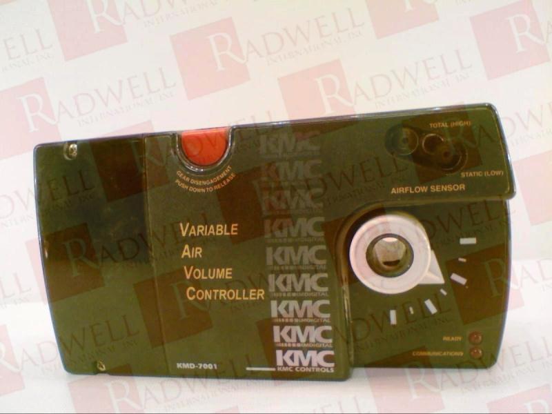 KMC CONTROLS KMD-7001