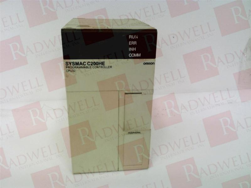 OMRON C200HE-CPU32 1