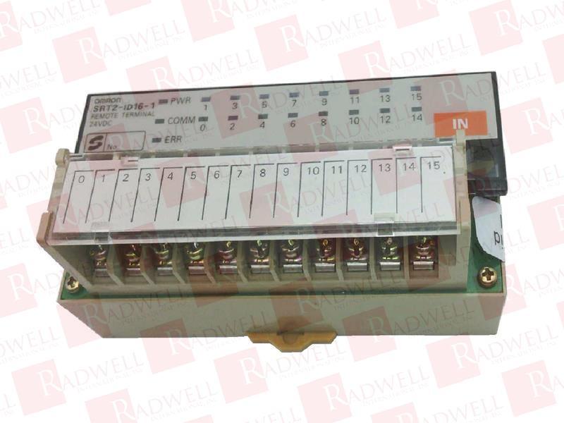OMRON SRT2-ID16-1