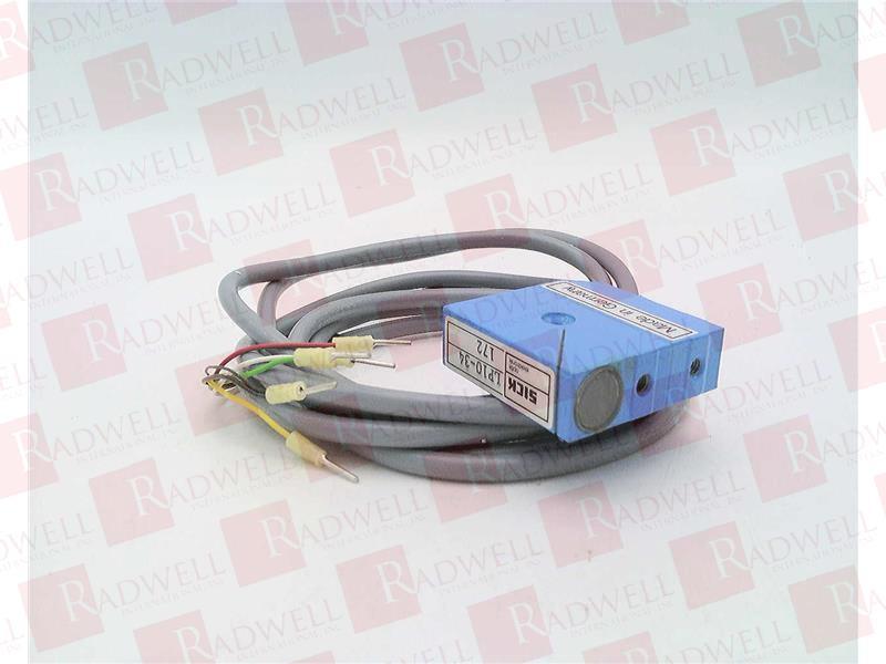 SICK OPTIC ELECTRONIC LP10-34