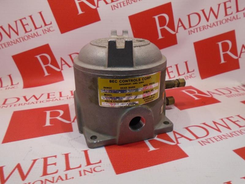 BEC CONTROLS R70-B1-X