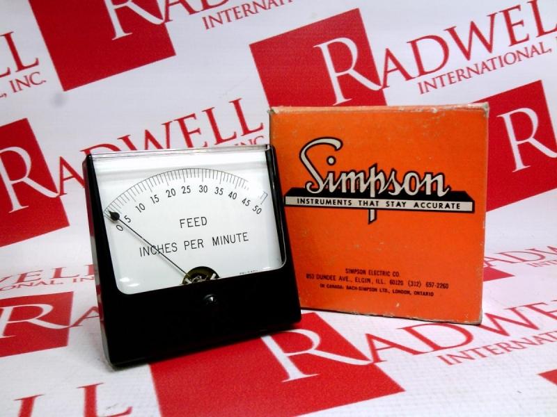 SIMPSON 04380