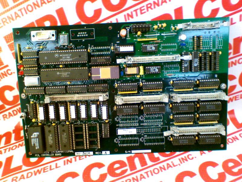 GASONICS 90-2650