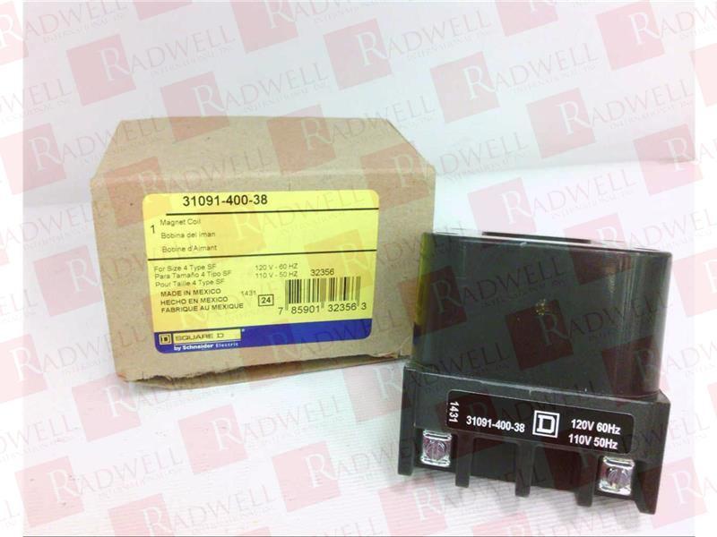 SCHNEIDER ELECTRIC 31091-400-38 1