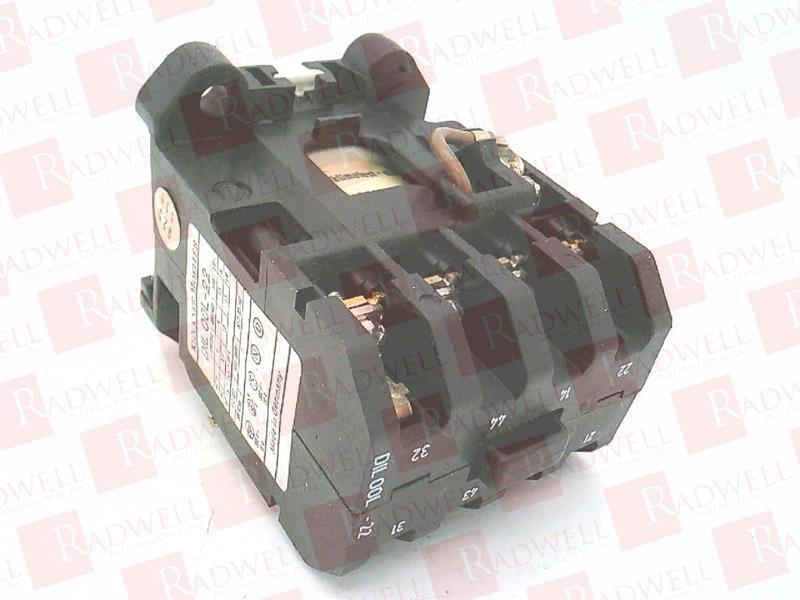 EATON CORPORATION DIL00L-22C-220V 0