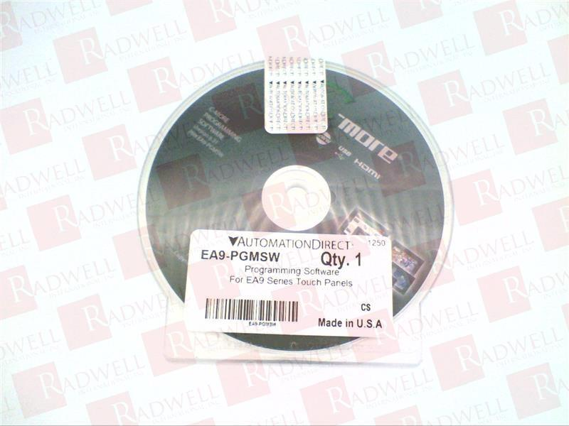 EA9-PGMSW by AUTOMATION DIRECT - Buy or Repair at Radwell
