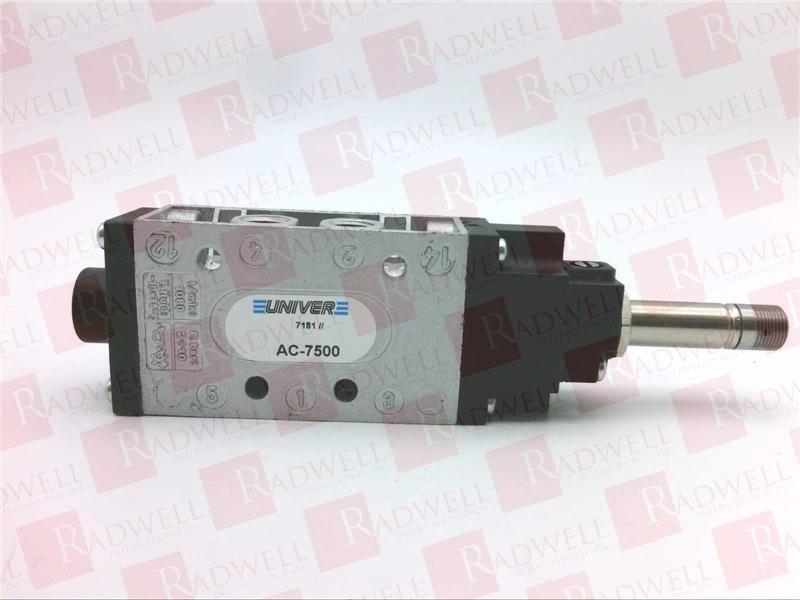 UNIVER GROUP AC-7500 1