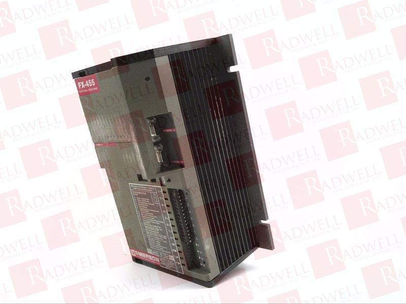 NIDEC CORP FX-455 1