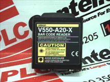 OMRON V550-A20-X