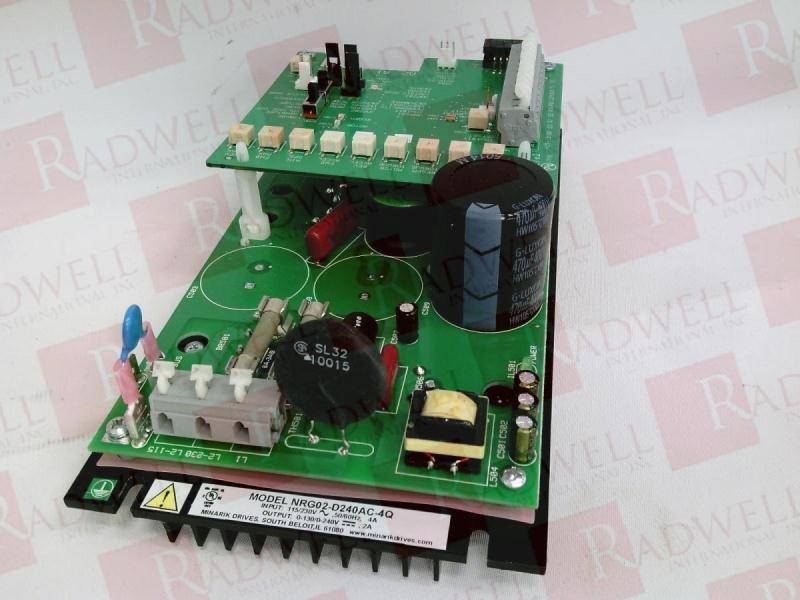 AMERICAN CONTROL ELECTRONICS NRG02-D240AC-4Q 2