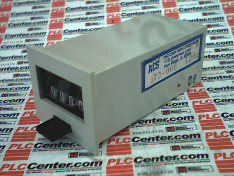 AUTOMATION COMPONENTS INC 873-006