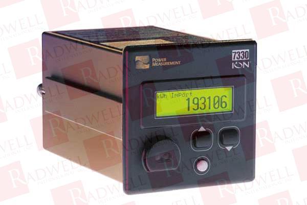 POWER MEASUREMENT ION7330