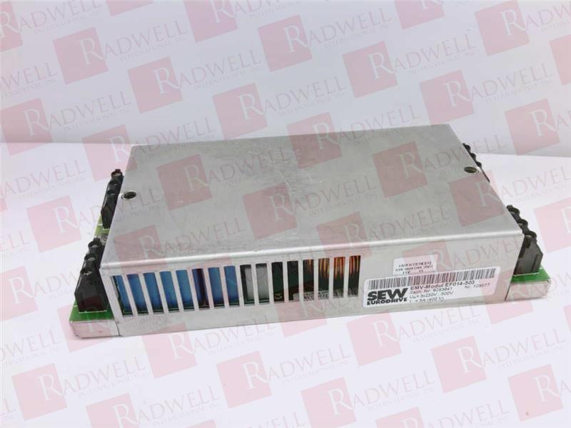 SEW EURODRIVE EF014-503 EMV-Modul