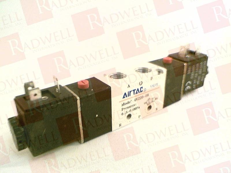 AIRTAC 4V220-08-DC24V