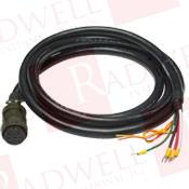 for USE with 1 KW MATING CONNECTORS 2 KW and 3 KW SURESERVO SERVO Systems SURESERVO Encoder Feedback CABL PLC DIRECT SVC-EHH-010 10FT Cable Length Requires SVC-PHM-010 OR SVC-PHH-010 Power Cable