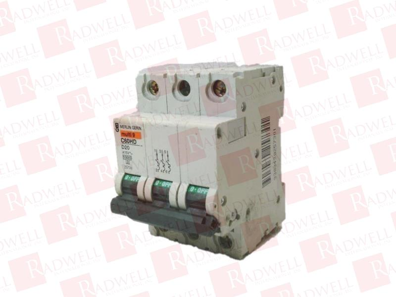 SCHNEIDER ELECTRIC MG25730