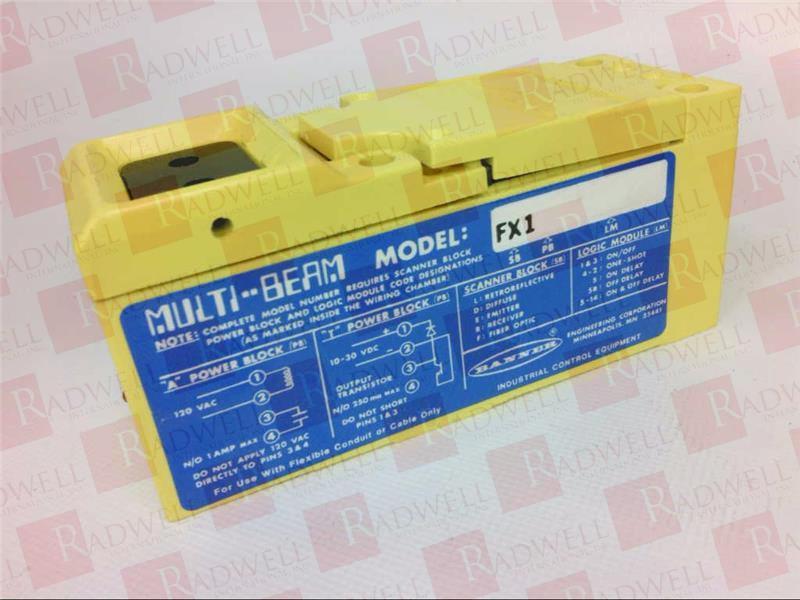 scanner module block