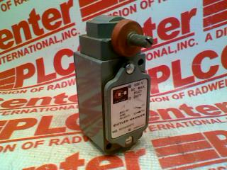 CUTLER HAMMER 10316H197C LIMIT SWITCH 600V AC MAX NEW