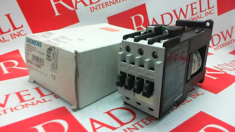 Used Siemens Solid State Relay 3TH2022-0BB4 WARRANTY 24VDC Coil