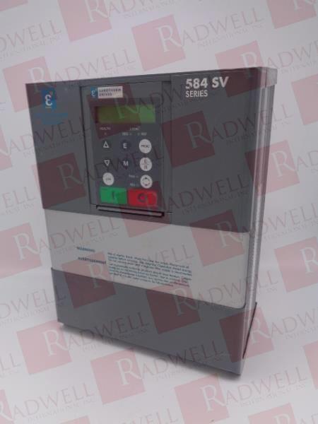 PARKER 584SV/0075/400/0010/UK/000/0000/00/000/000