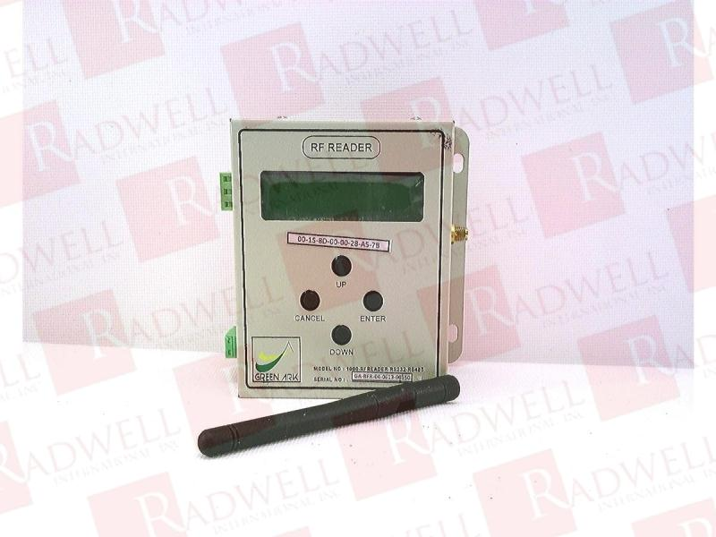 GREEN ARK ENERSOL 1000-RFREADER-RS232-RS485
