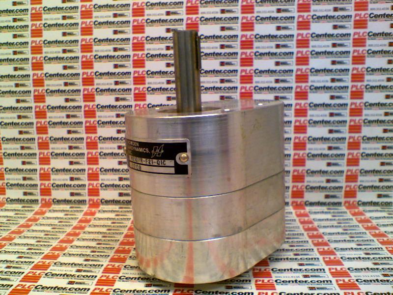 HOWDEN AIRDYNAMICS INC H2107R-F21-Q1C