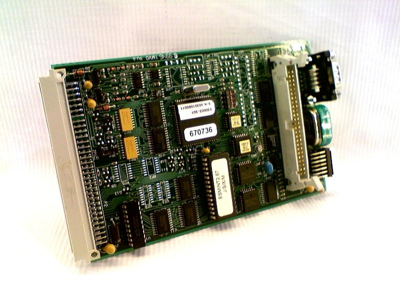 OPTIMISED CONTROL ESD003-501