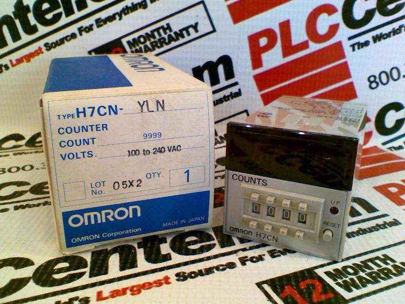 OMRON H7CN-YLN-AC