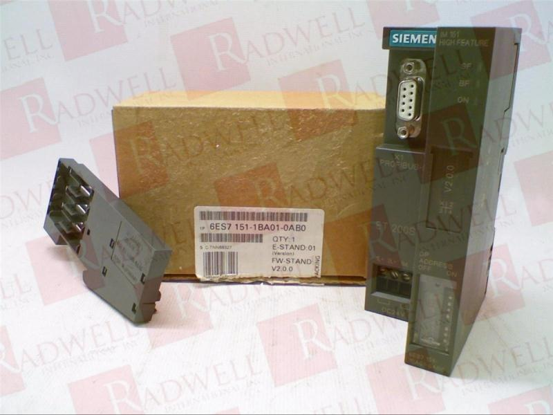 6ES7-151-1BA01-0AB0 by SIEMENS - Buy or Repair at Radwell ... | 800 x 600 jpeg 45kB
