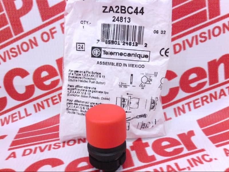 SCHNEIDER ELECTRIC ZA2-BC44