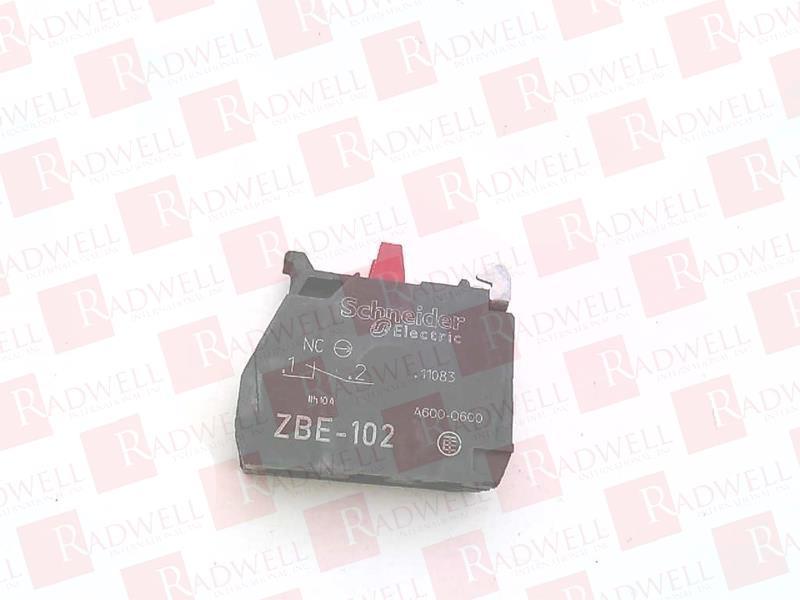 SCHNEIDER ELECTRIC ZBE-102 2