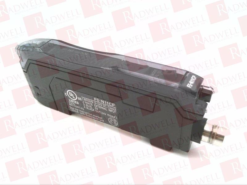FS-N11CP by KEYENCE CORP - Buy or Repair at Radwell