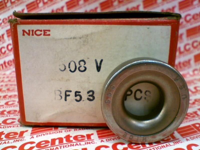 NICE BALL BEARING 508V