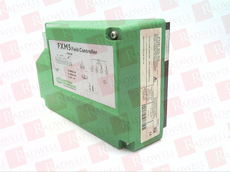 NIDEC CORP FXM5-10A-20A