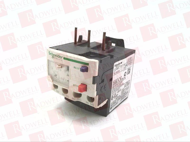 SCHNEIDER ELECTRIC LRD07 0