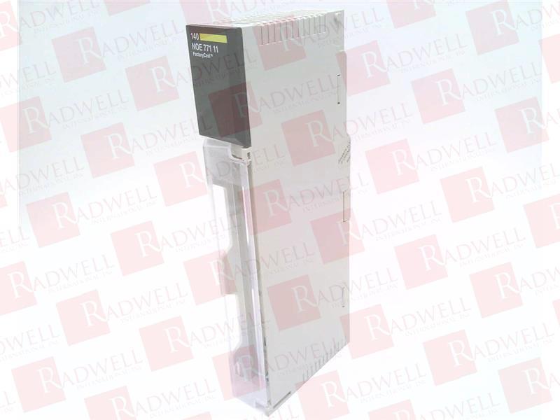 SCHNEIDER ELECTRIC 140-NOE-771-11