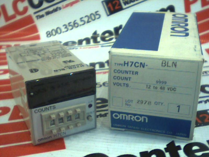 OMRON H7CN-BLN DC