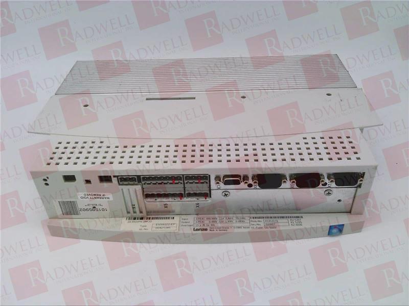 LENZE EVS9322-EP 0