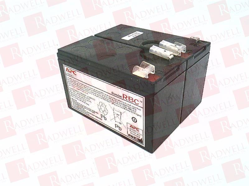 APCRBC109 NEW IN BOX SCHNEIDER ELECTRIC APCRBC109