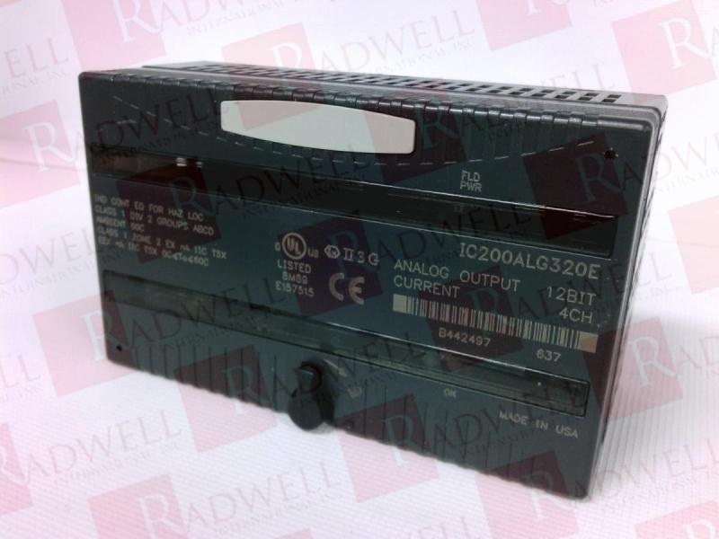FANUC IC200ALG320
