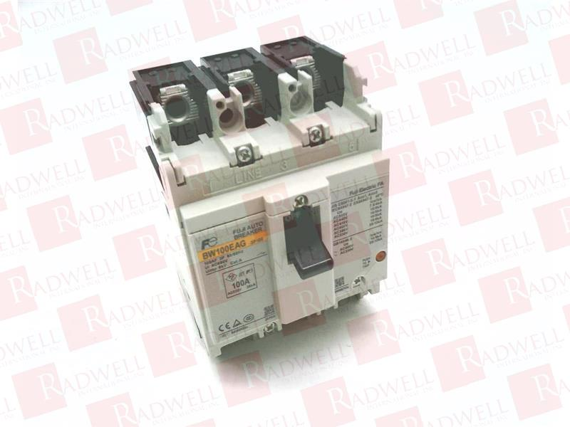 Bw100eag 3p100 By Fuji Electric Buy Or Repair At Radwell