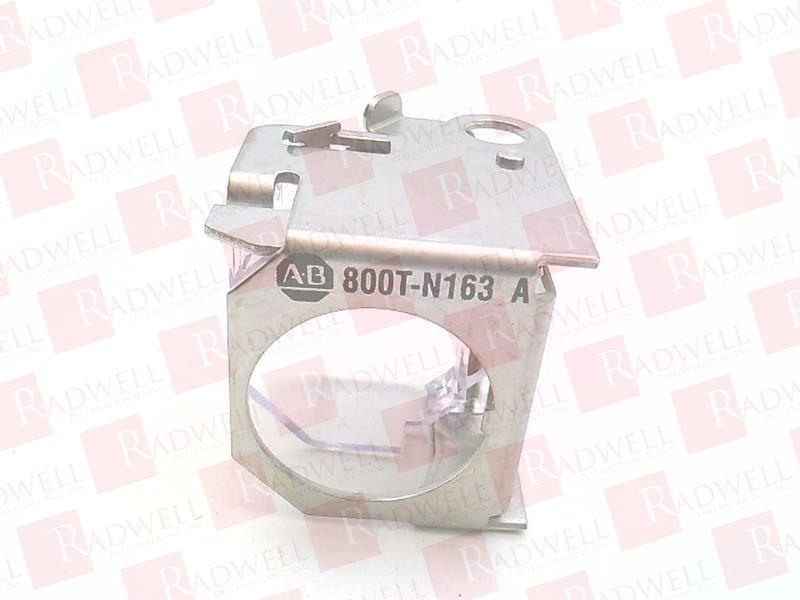 ALLEN BRADLEY 800T-N163 2